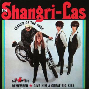 Shangri-Las* - The Leader Of The Pack (1987, CD) | Discogs