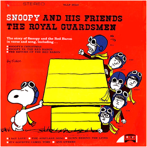 album snoopy - Snoopy Red Baron Christmas Song