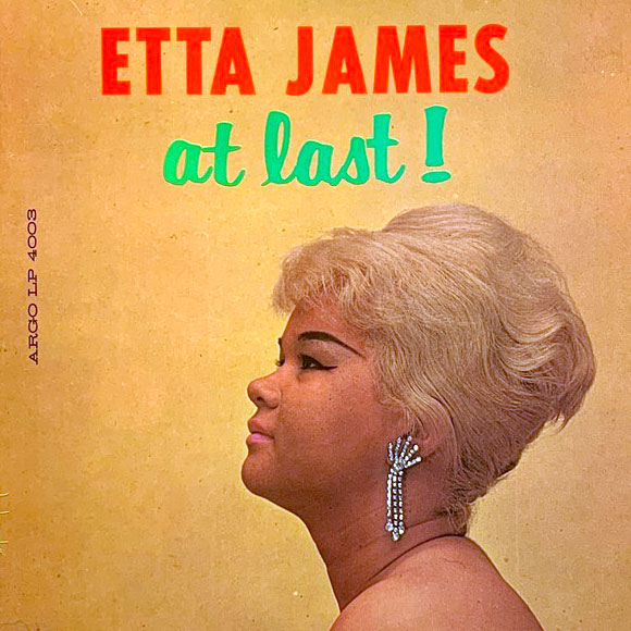 """Beyonce Sings """"At Last"""" For Obamas, Angers Etta James"""