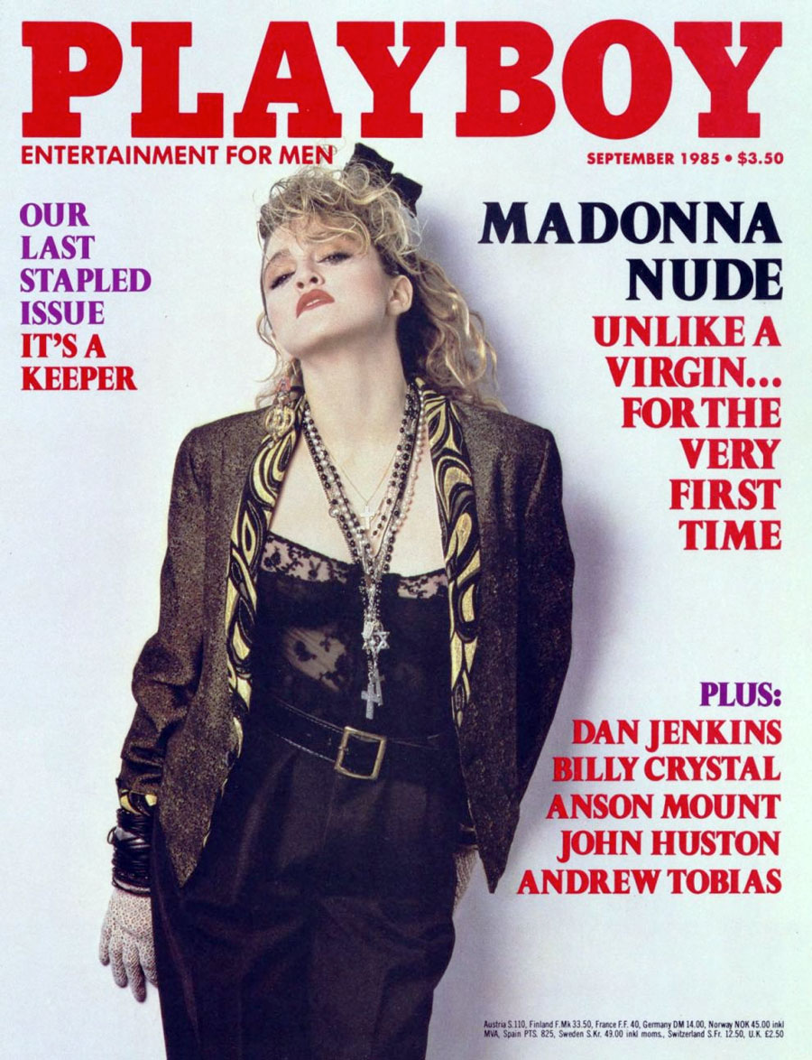 Madonna Nude Bush and Tits - Famous Singer]