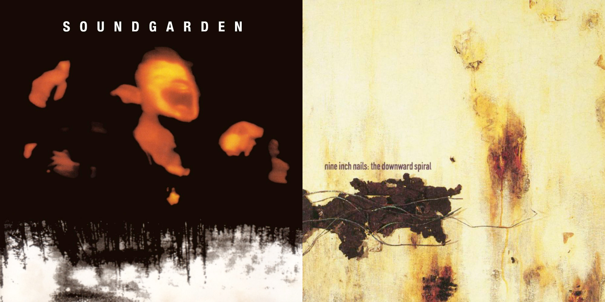 Superunknown And The Downward Spiral Released The Same Day - March 8 ...